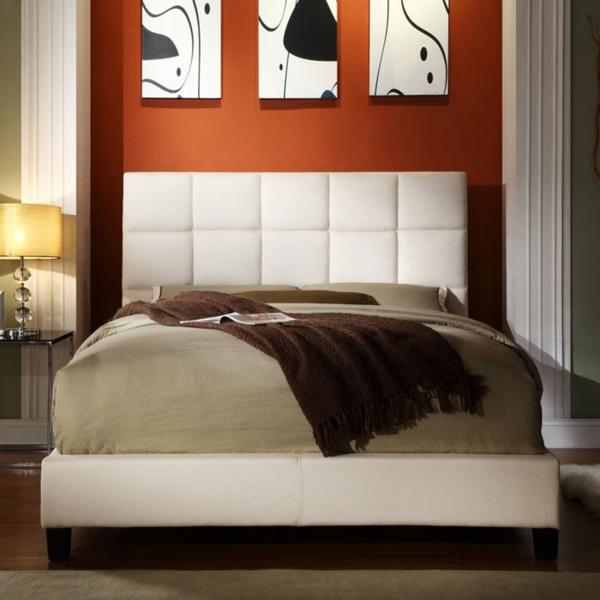 Chambre orange et marron solutions pour la d coration for Deco maison orange et marron