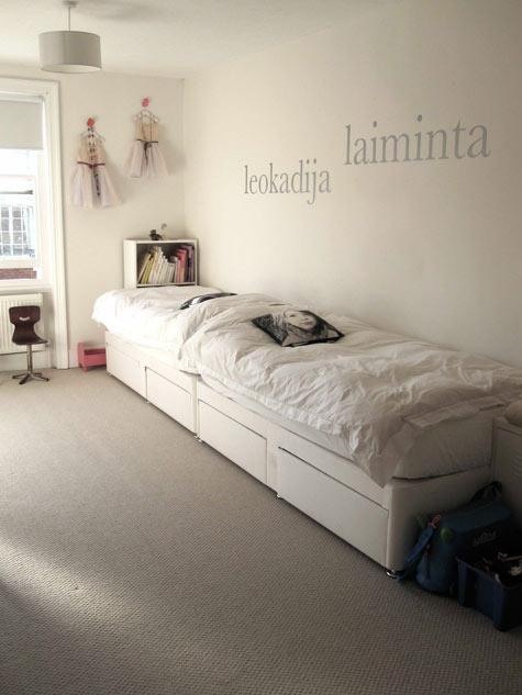 10 astuces originales pour une chambre cosy et chaleureuse. Black Bedroom Furniture Sets. Home Design Ideas