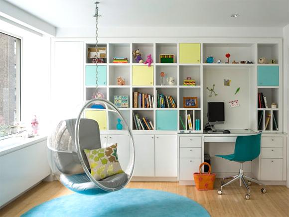 Un bureau dans la chambre bonne ou mauvaise idée marchand de