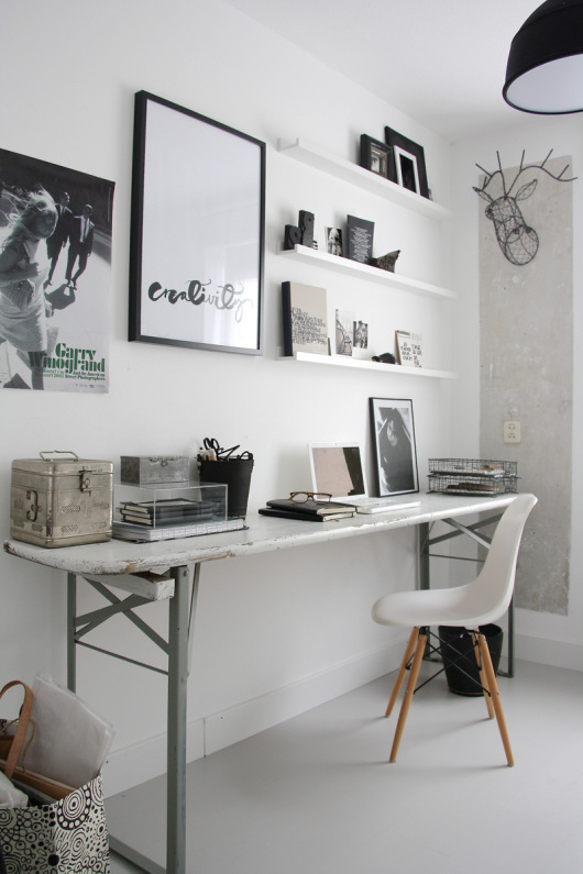 Best Idee De Chambre Avec Bureau Photos - Design Trends 2017
