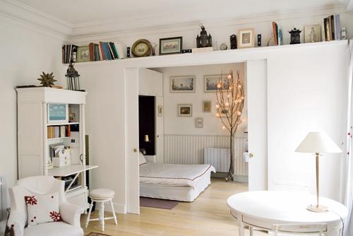 Amenager chambre dans salon maison design for Amenager chambre dans salon