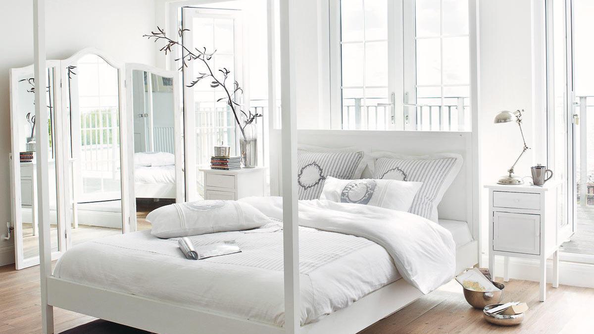 Deco chambre beige et taupe: ambiances couleurs dans une chambre ...