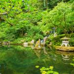 Tête de lit jardin zen - Design