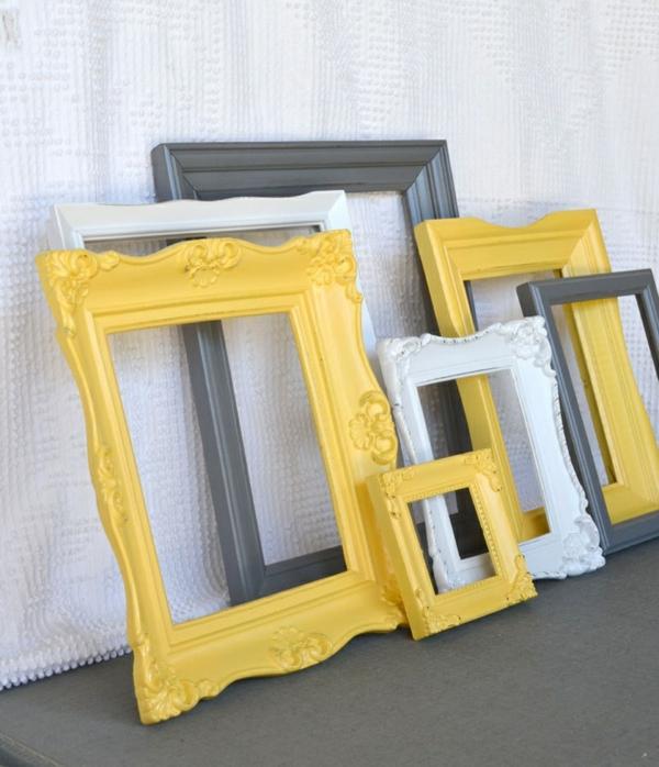 deco table gris jaune blanc - Ecosia