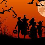 Tête de lit halloween - Design
