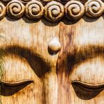 Tête de lit bouddha - Design