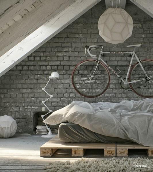 Chambre à thème : Et si on dormait dans une usine ?