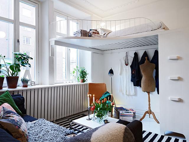 5 idées pour bien aménager l\'espace sous une mezzanine. - Marchand ...