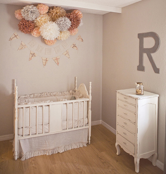 Awesome Chambre Bebe Taupe Et Rose Gallery - Design Trends 2017 ...