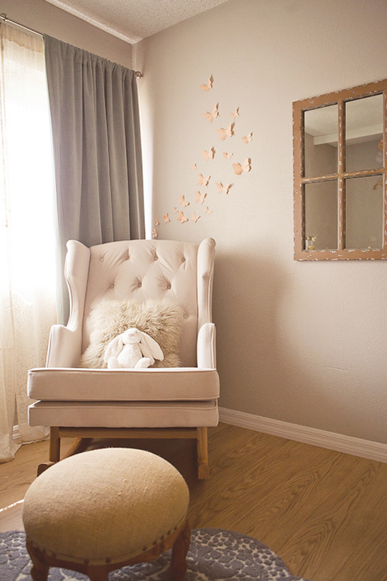 Chambre Bb Blanc Et Taupe. Latest Chambre With Chambre Bb Blanc Et ...