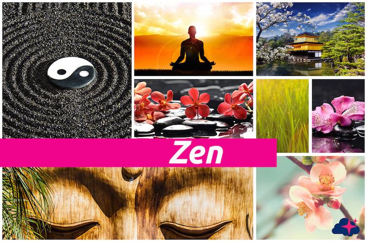 Tête de lit Zen - Plaque compact - PLANOVISION