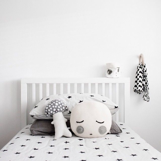 du noir dans une chambre d 39 enfant oui c 39 est possible marchand de sable. Black Bedroom Furniture Sets. Home Design Ideas