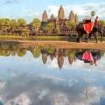 Tête de lit Angkor Vat - Design