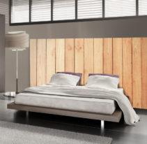 Tête de lit bois - Lit de 140