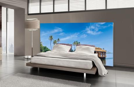 t te de lit inde kerala textilvision. Black Bedroom Furniture Sets. Home Design Ideas