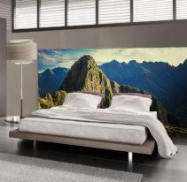 Tête de lit Machu Picchu - Lit de 140