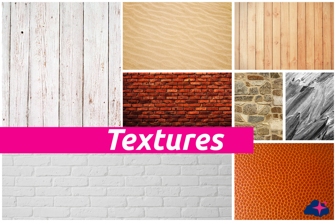 Tête de lit Textures - Cadre aluminium - TEXTILVISION