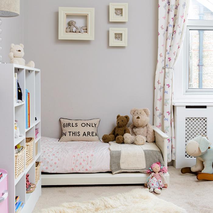 Kids Room Inspiration: 6 Idées Pour Créer Une Chambre De Princesse Pour Votre Fille