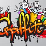 Tête de lit graffiti - Design