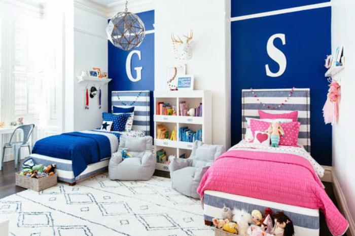 Beliebt Organiser l'espace si 2 enfants partagent la même chambre WX43
