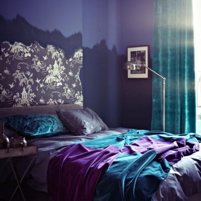 Le Violet Pour La Chambre Coucher Oui Oui Et Oui 7