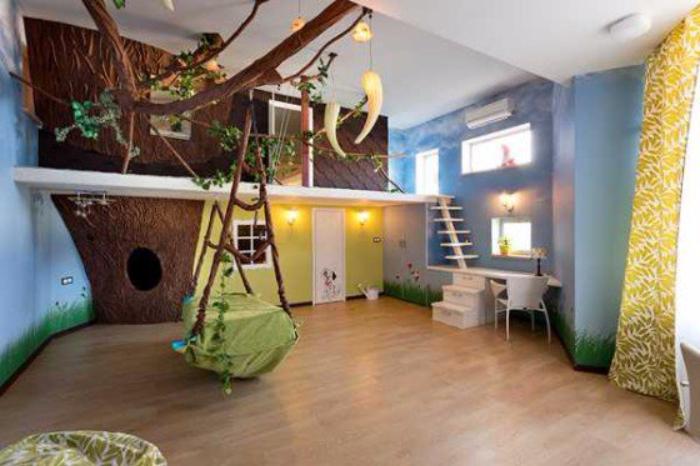 avec ces 23 chambres les enfants vont supplier leurs parents pour aller au lit marchand de. Black Bedroom Furniture Sets. Home Design Ideas