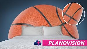 Tête de lit adhesive - PLANOVISION