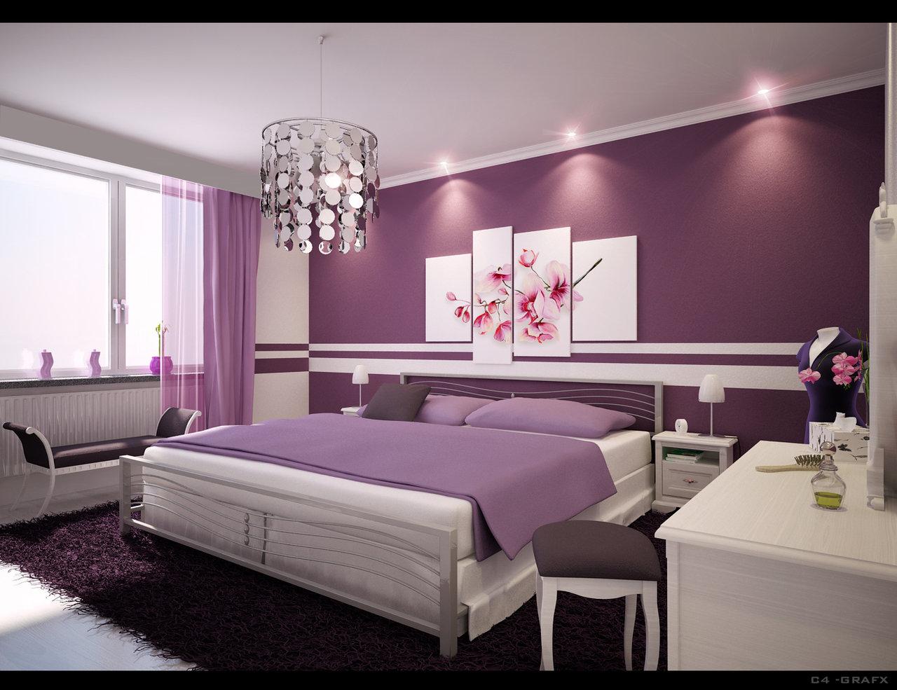 quelle couleur pour votre chambre coucher. Black Bedroom Furniture Sets. Home Design Ideas