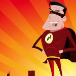 Tête de lit super-héros - Design