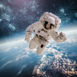 Tête de lit astronaute - Design