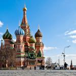 Tête de lit Moscou - Cathédrale Saint-Basile-le-Bienheureux - Design