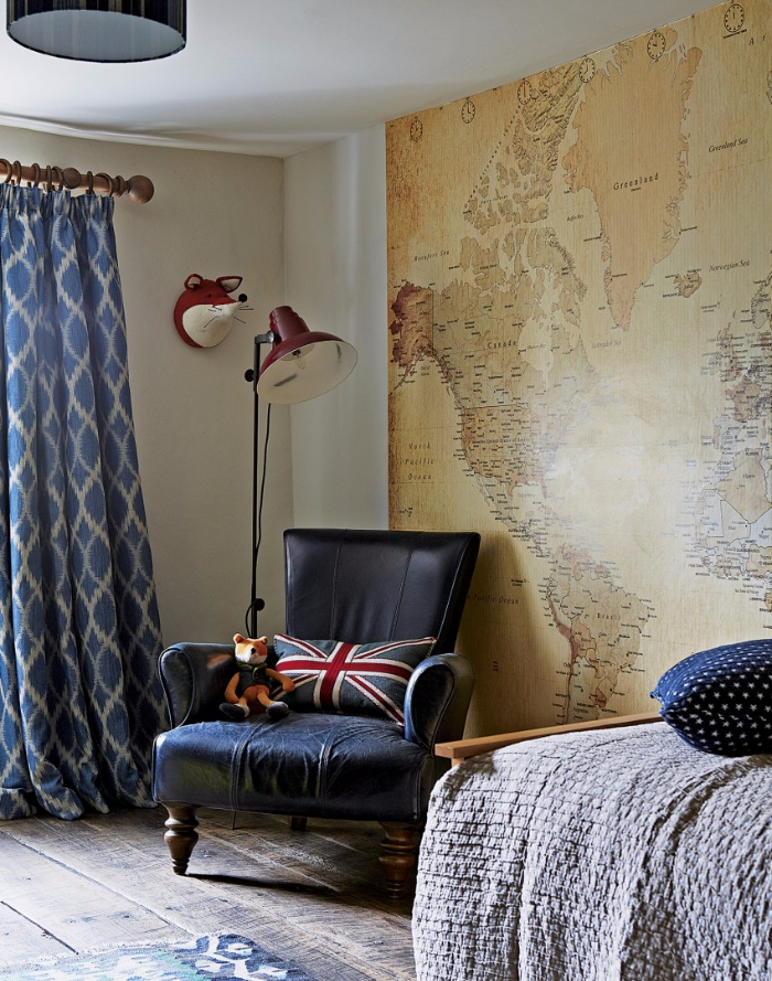 Crédit photo : Darby for Country Homes & Interiors